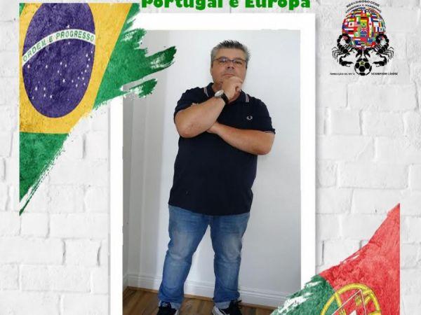 EO da empresa REGLOBOSOCCER Ronny Globo Nomeia: Luis Máximo Diretor de Relações Exteriores